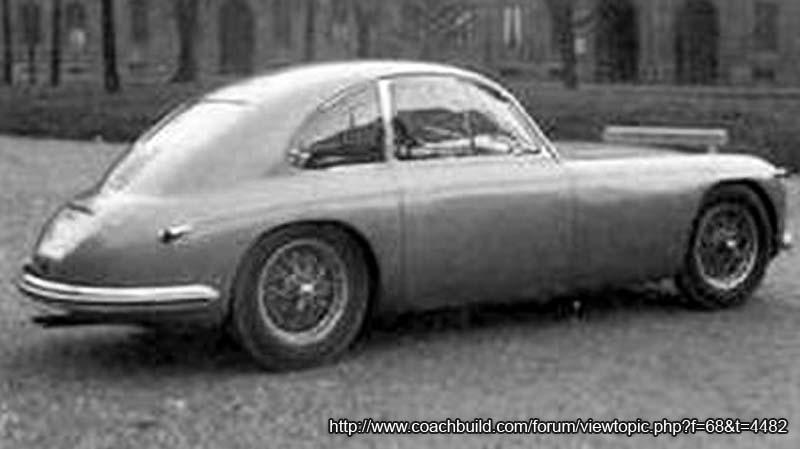 Maserati A6 1500 Berli...
